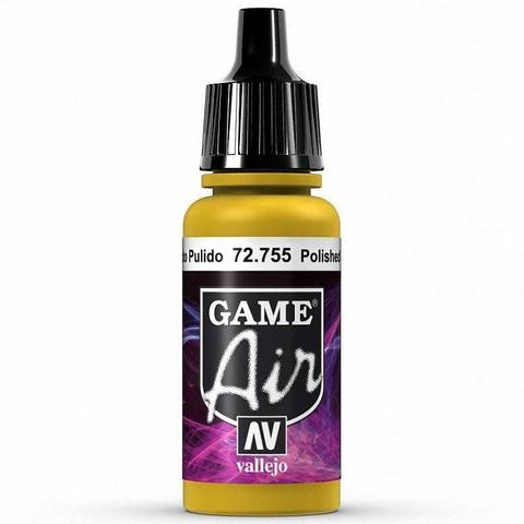 Game Air Polished Gold 17 ml.