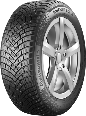 Continental Ice Contact 3 185/60 R15 88T XL шип