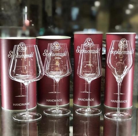 Бокал для белого вина White Wine 420 мл, артикул W Sw1001. Серия Phoenix.