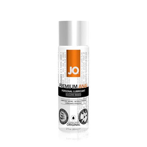 JO Anal Premium, 60 ml Анальный лубрикант на силиконовой основе