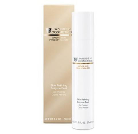 JANSSEN COSMETICS Обновляющий энзимный гель | Skin Refining Enzyme Peel