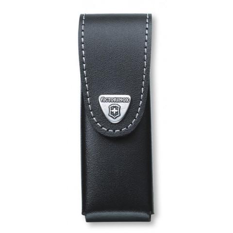 Чехол Victorinox 4.0524.31, черный, с поворотным клипом (для ножей длиной 111мм)