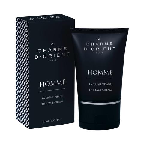 CHARME D'ORIENT | Крем для лица для мужчин (мужская линия) / HOMME - La Crème visage, (50 мл)