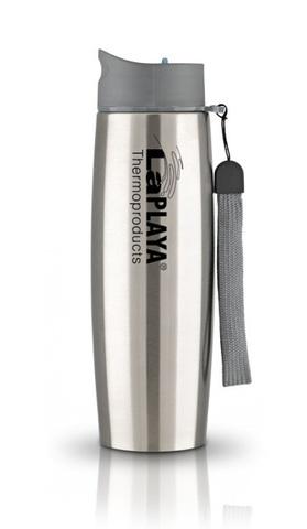 Термокружка La Playa Thermo Mug SS Strap (0,5л) серебристая