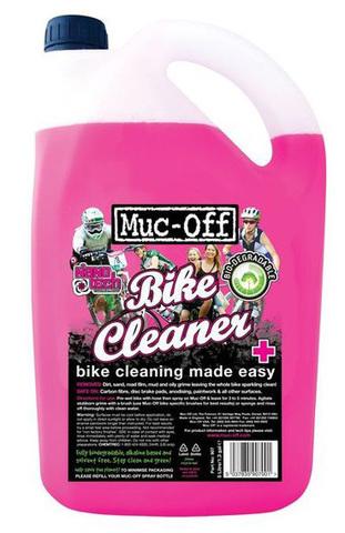 Картинка очиститель Muc-off для велосипеда 5 литров (канистра)  - 1