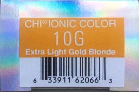 Крем-краска CHI Ионик 10 G 85 гр