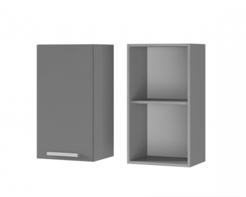 Шкаф настенный 1-дверный (400*720*310) 4В1