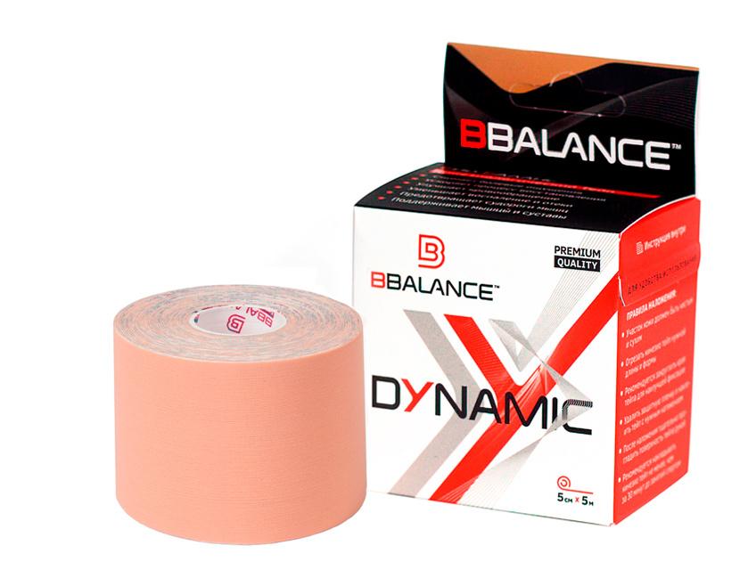 Кинезио BBTape DYNAMIC 5см. х 5м.