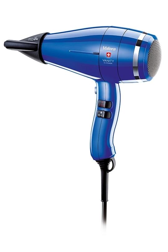 Фен профессиональный VALERA Vanity HI-Power Royal Blue Rotocord