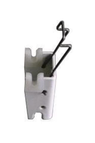Zehnder настенный кронштейн CVD 1 белый (795041)