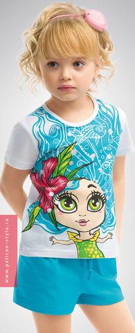 GTR339 футболка для девочек