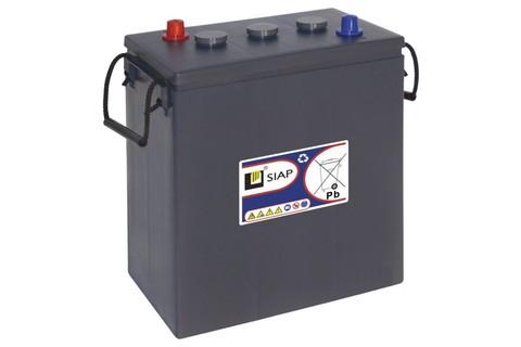 Комплект АКБ SIAP для KARCHER B 150 SIAP 3-GEL 265