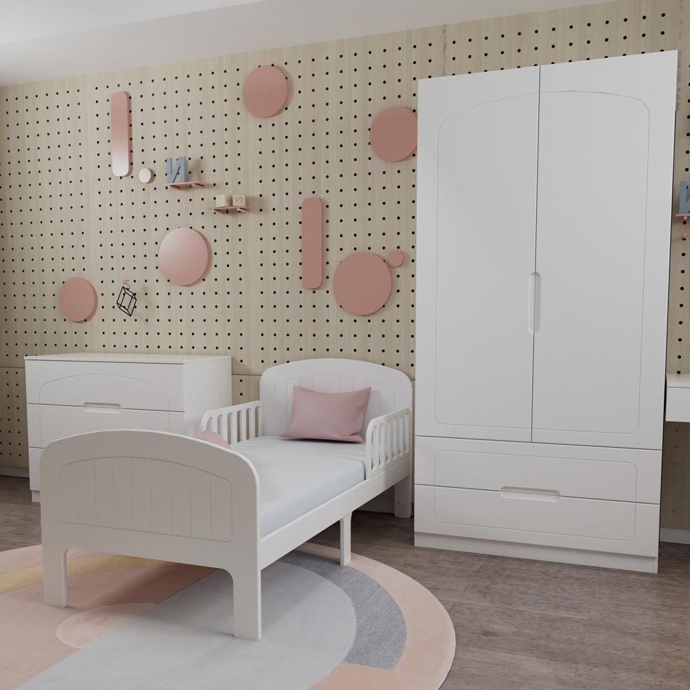 Детская комната Феалта-baby Вена белая