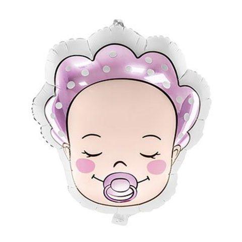 Шар фигура Малыш BABY GIRL