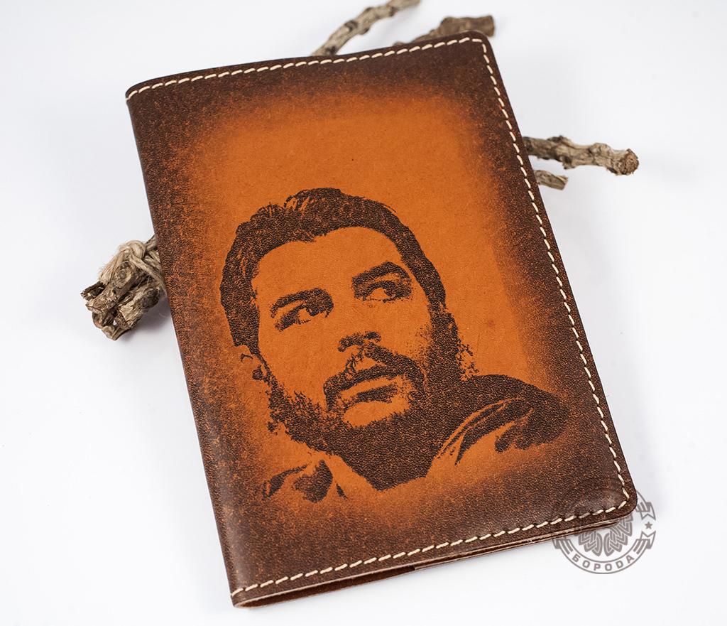 BY14-18-03 Обложка на паспорт с «Че Геварой»