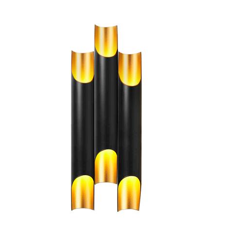 Настенный светильник копия Galliano 3 by Delightfull (черный)
