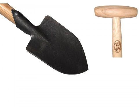Детская садовая лопата DeWit T-образный черенок 800мм
