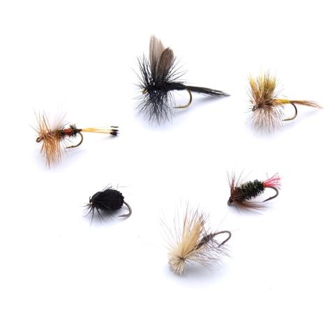 Набор мушек на форель Pacific Fly Group Best Trout Flies №1 р. М., 6 шт. (70003750)