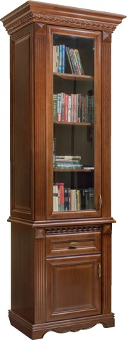 "Шкаф для книг ""Афина"" 1 дв."