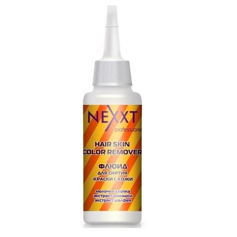 Флюид для снятия краски с кожи, NEXXT, 125 мл
