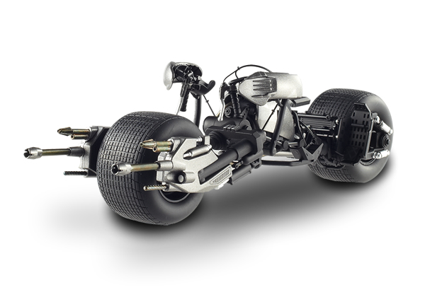 The Dark Knight Trilogy - Hot Wheels 1:43 Scale Bat-pod