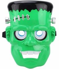 Франкенштейн маска детская с подсветкой