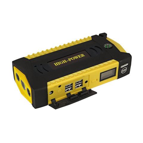 Портативное пусковое устройство HIGH-POWER-20/600, 20800mAh