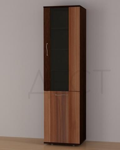 Шкаф-витрина МАДЕРА-1 правый /500*1884*407/