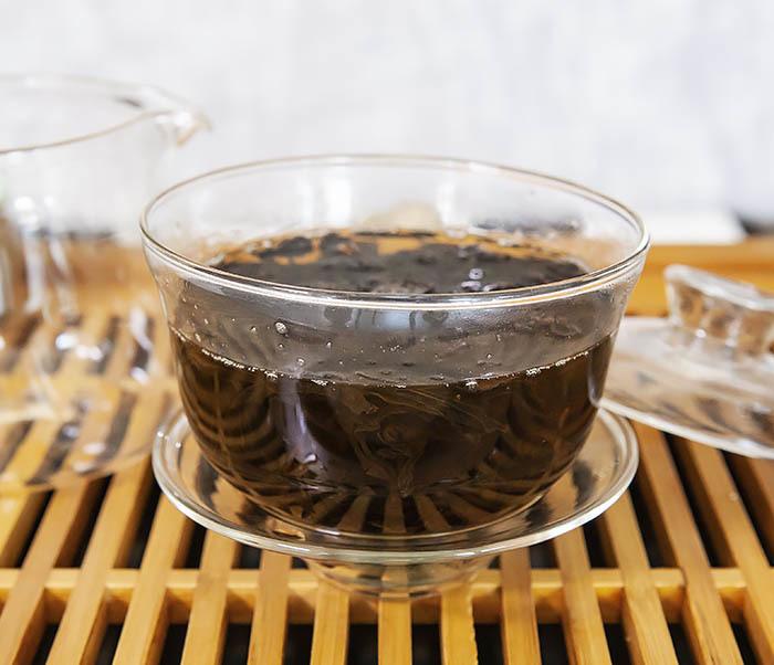 TEA-CH115 Китайский чай «Большой Красный Халат» (Да Хун Пао, сильная обжарка, 50 гр) фото 10