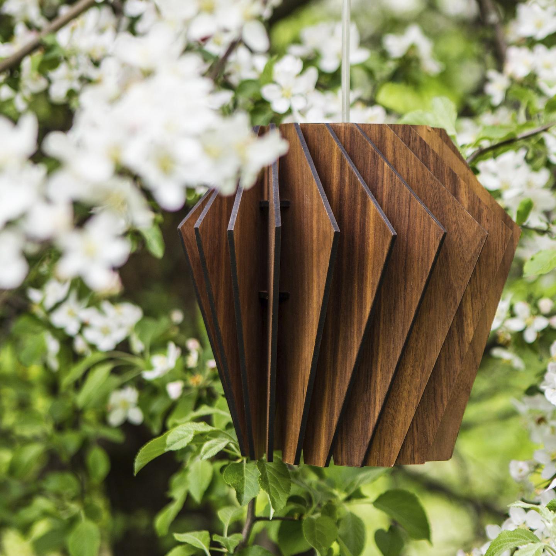 Подвесной светильник Woodled Турболампа, средний - вид 10