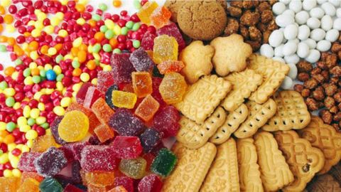 Конфеты Лёвушка десерт 100 гр
