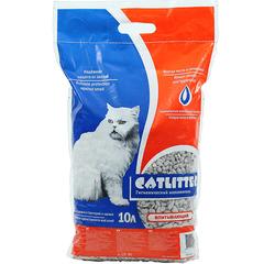 Наполнитель для кошачьего туалета, Catlitter, впитывающий