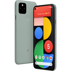 Смартфон Google Pixel 5 5G 8/128GB Sorta Sage (GA01986)