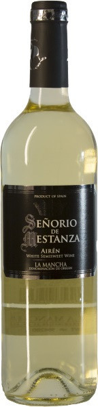 Senorio de Mestanza White Semi-Sweet