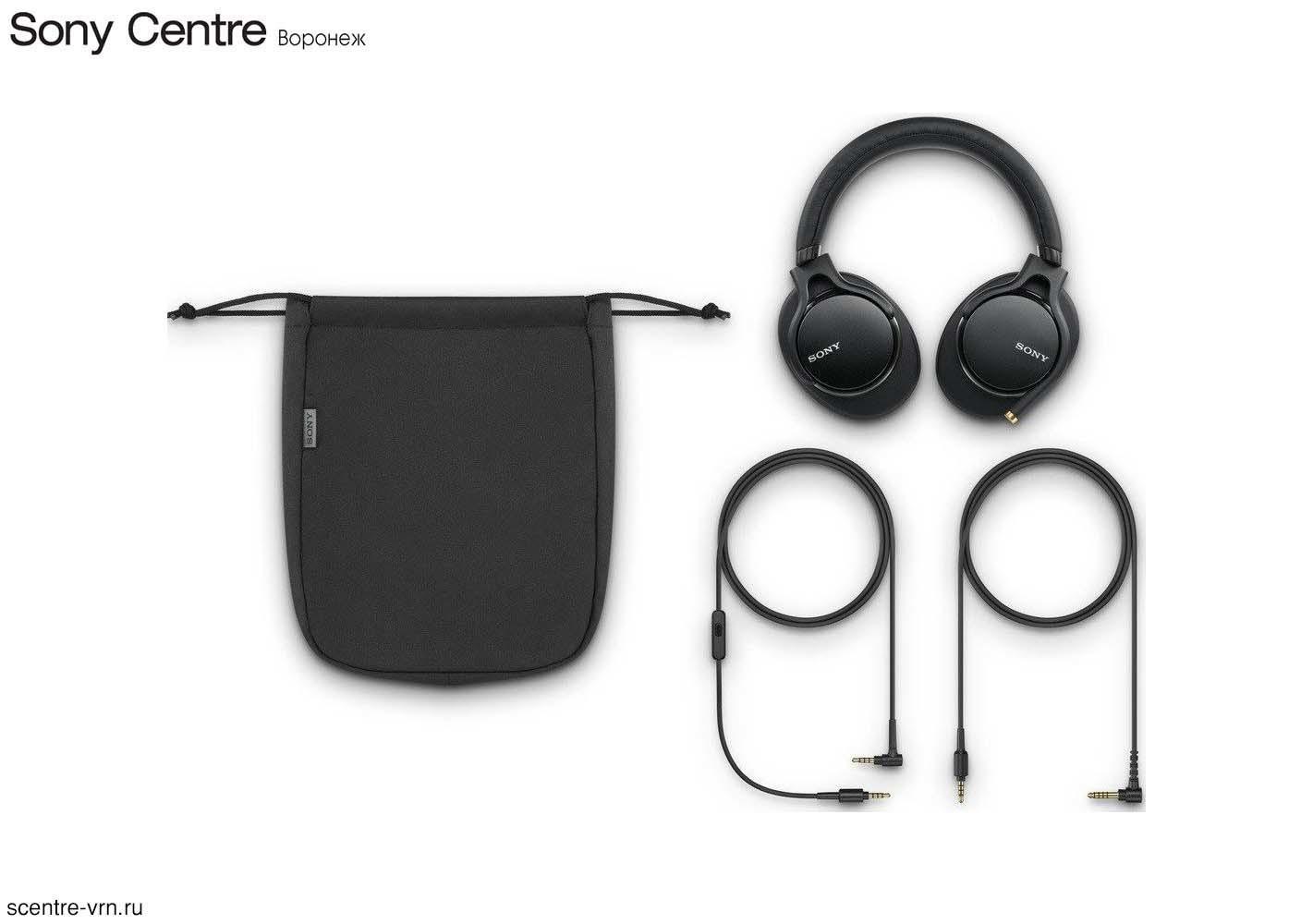 Наушники MDR-1AM2 чёрного цвета купить в интернет-магазине Sony Centre