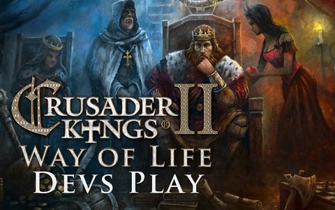 Crusader Kings II: The Way of Life Collection (для ПК, цифровой ключ)