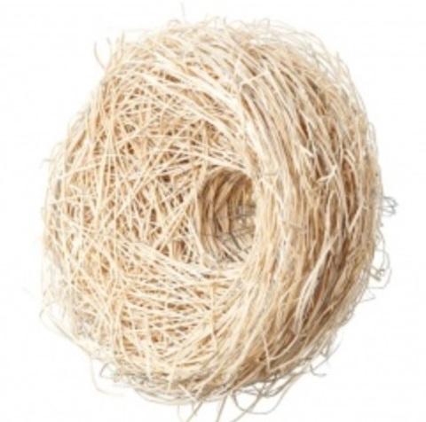 Каркас из ротанга (диаметр: 15 см) Цвет:кремовый