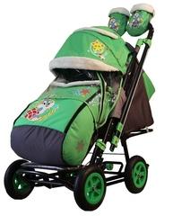 зеленый зайка