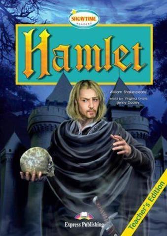 Hamlet. Гамлет. Уильям Шекспир. Книга для учителя