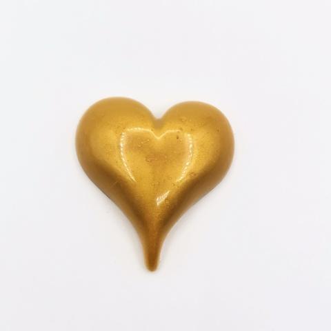 №17 Пигмент металлик, Королевское золото, Metallic Pigment, 25мл. ProArt