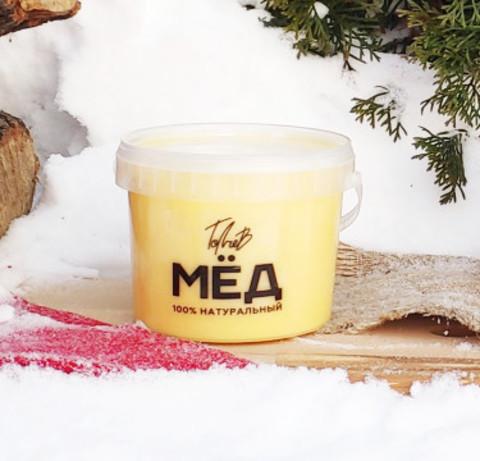 Крем-мёд 2020 0,9 литр (1,35кг)