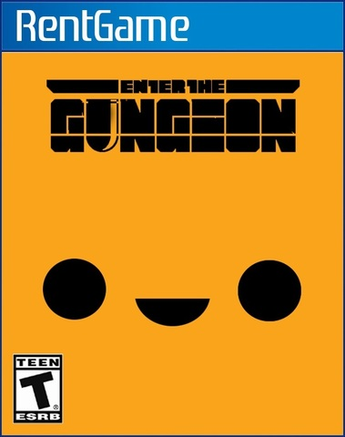 Enter the Gungeon PS4 | PS5