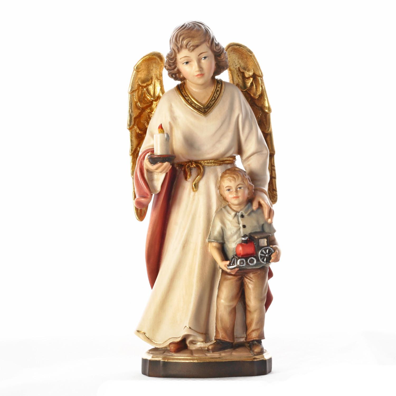Ангел хранитель с мальчиком