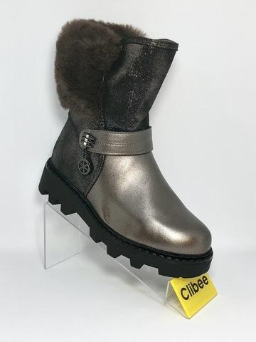 Clibee (зима) K912 Grey 32-37