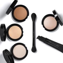 Romanovamakeup Кисть для хайлайтера и консилера Sexy Makeup Brush S4