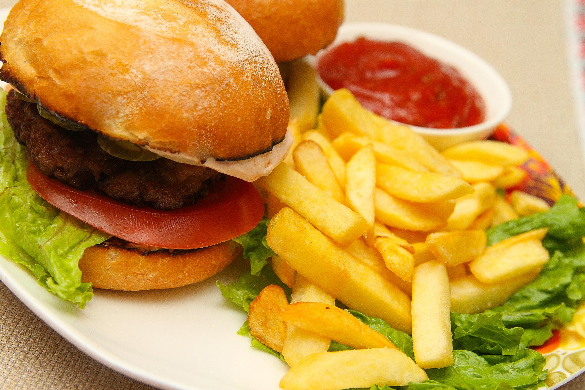 Крамбургер