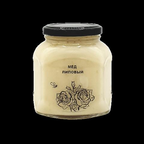 Мёд натуральный ЛИПОВЫЙ, 500 гр