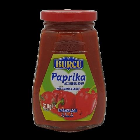Соус томатный острый Paprika BURCU, 310 гр