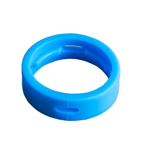 Кольцо рег. воздуха iJust-2 силиконовое синий