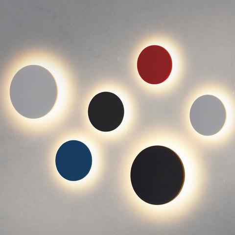 Concept S белый уличный настенный светодиодный светильник 1660 TECHNO LED